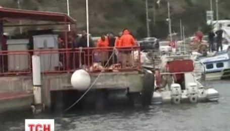 У берегов Стамбула затонуло судно с мигрантами