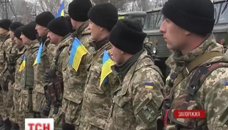 Спецназовцы из Запорожья отправились в зону АТО