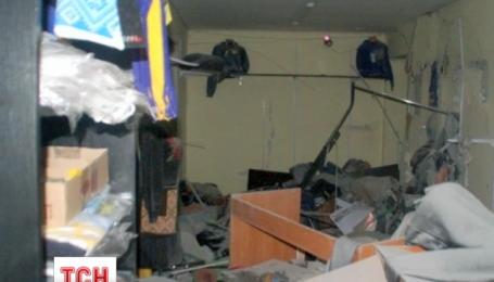 В центре Одессы подорвали магазин патриотической символики