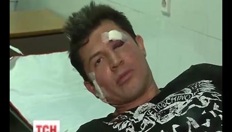 Андрея Джеджулу ночью избили трое неизвестных