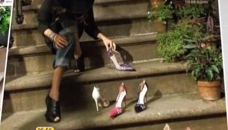 Сара Джесіка Паркер розізлила мешканців Манхеттена своєю  фотосесією взуття