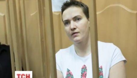 Свидетелей со стороны Савченко допустили в суд