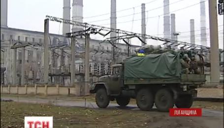 Захисники луганської ТЕЦ побоюються відновлення обстрілів
