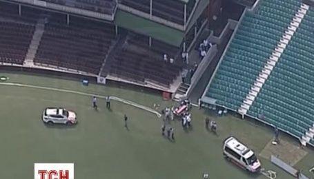 В Австралии от удара мячом умер 25-летний игрок в крикет Фил Хьюз
