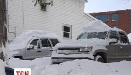 От снегопадов в США уже погибло 9 человек