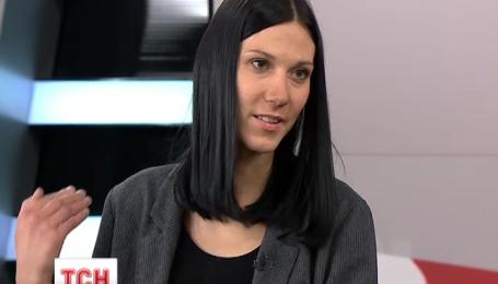 Журналистка Ольга Радзивил воочию видела оккупированную Горловку
