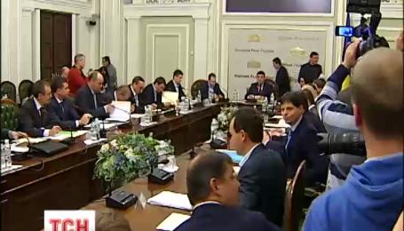 Депутати Ради 27 листопада зачитають присягу одночасно