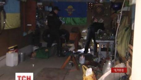 В Чернигове двое мужчин погибли от взрыва гранаты