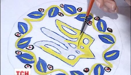 Діти-пацієнти Охматдиту передали на передову футболки-талісмани