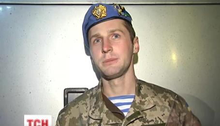 Киборги из донецкого аэропорта вернулись в Киев