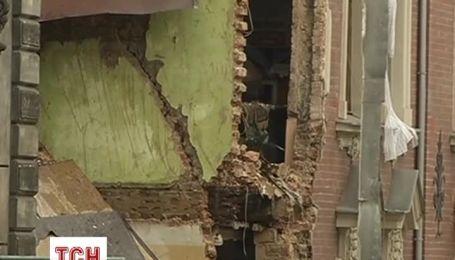 У польському Катовіце через вибух газу обвалився будинок