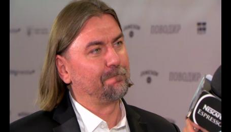 Олесь Санин не сознался, сколько денег вложил в его фильм Арсений Яценюк