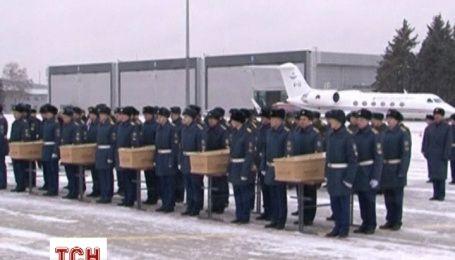 Из Харькова в Нидерланды отправили останки жертв Boeing 777 Malaysia Airlines