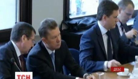Тристоронні газові переговори у форматі Україна-Росія-ЄС стартують сьогодні в Брюсселі