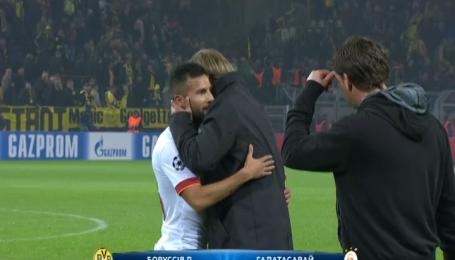 Боруссія Дортмунд - Галатасарай - 4:1. Відео матчу