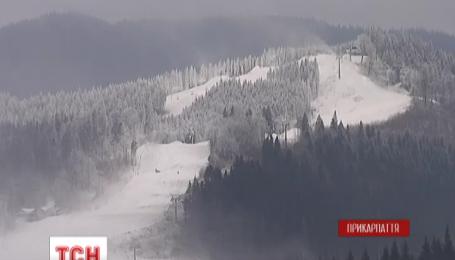 К открытию лыжного сезона в Буковеле готовы