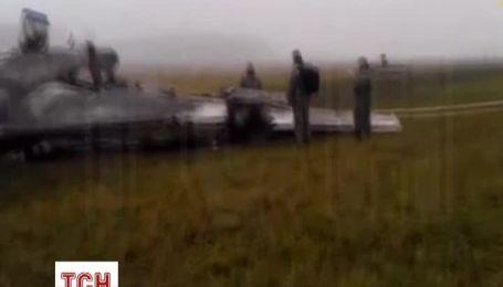 """На месте падения самолета во """"Внуково"""" найдены черные ящики"""