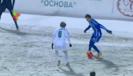 Ворскла - Динамо - 0:3. Видео матча