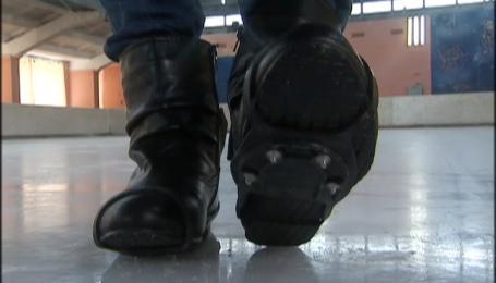 Як виглядає ідеальна підошва зимового черевика