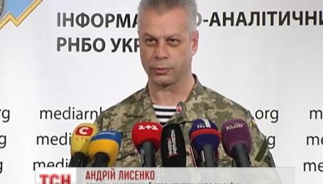 32 блокпоста української армії вже немає