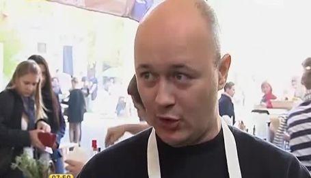 Улюблену страву Наполеона тепер можна куштувати на вулицях в Києві