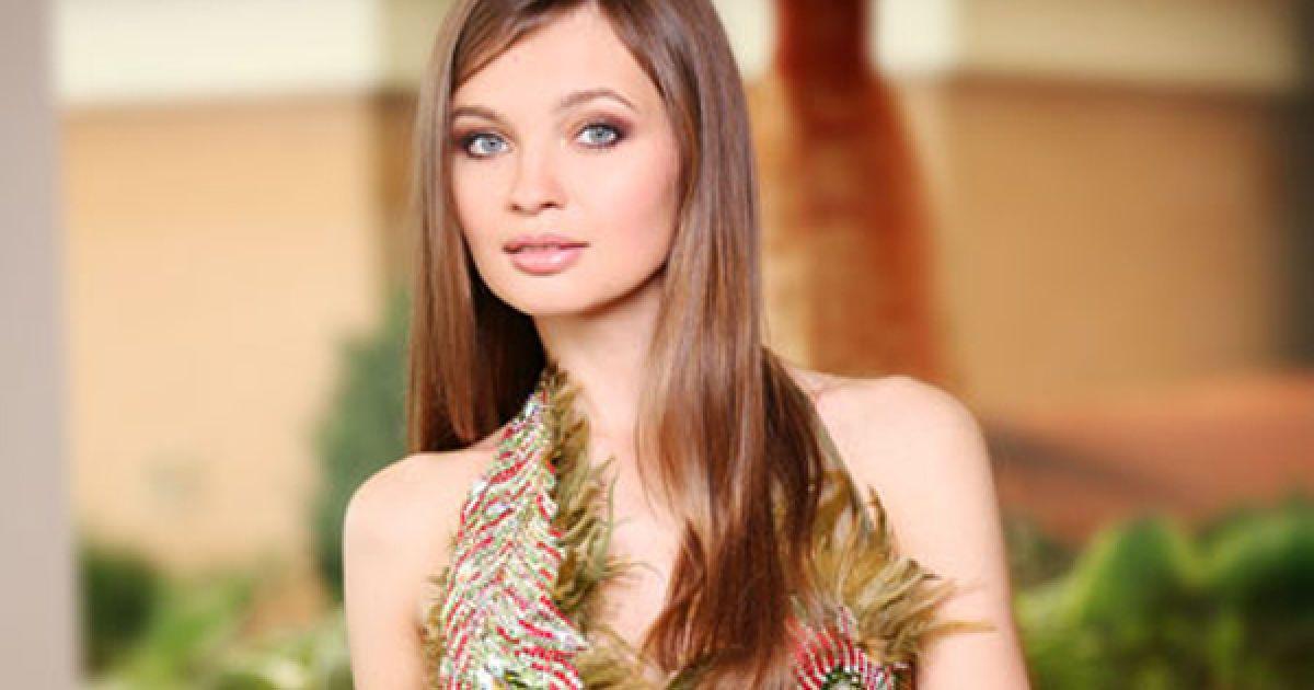 """""""Мисс Украина-Вселенная - 2010"""" Анна Пославская"""