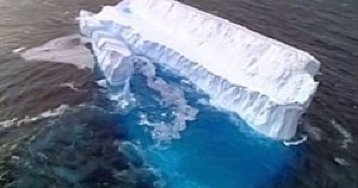 Айсберг возле Маккуори