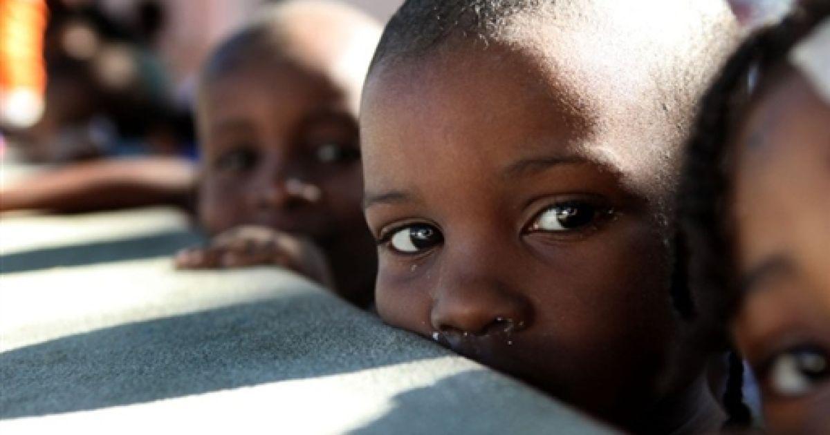 Землетрясение на Гаити @ AFP