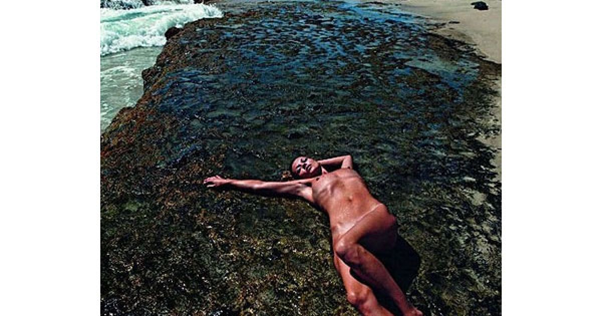 Голая Кейт Мосс снялась для Vogue Homme @ Vogue