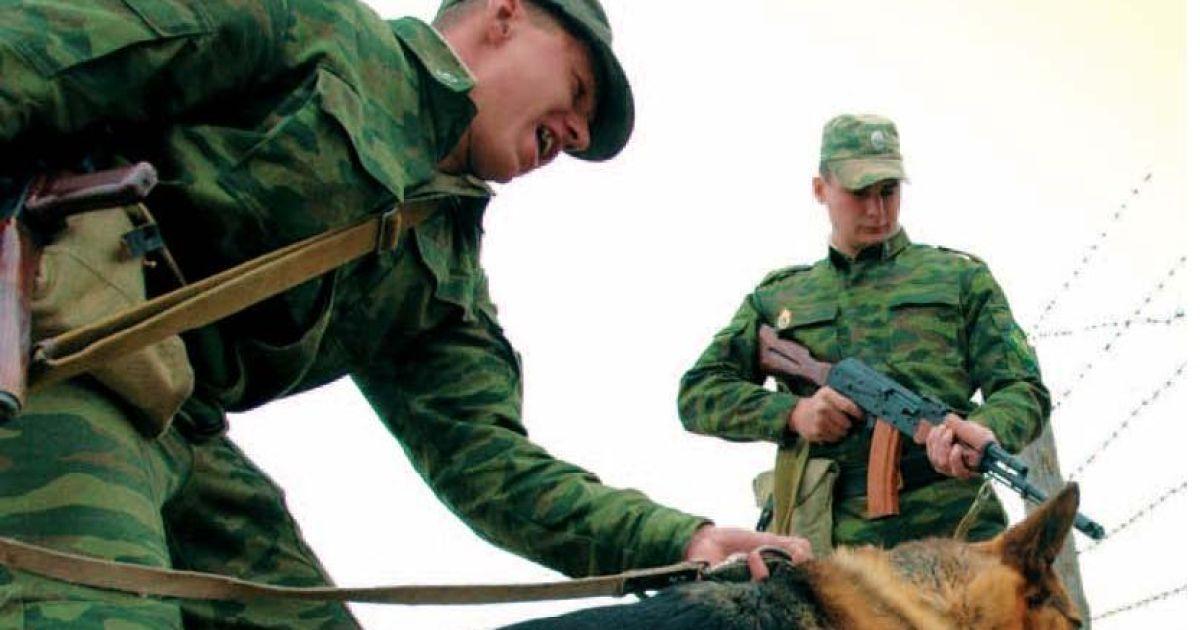 В аннексированном Крыму задержали троих украинских военных