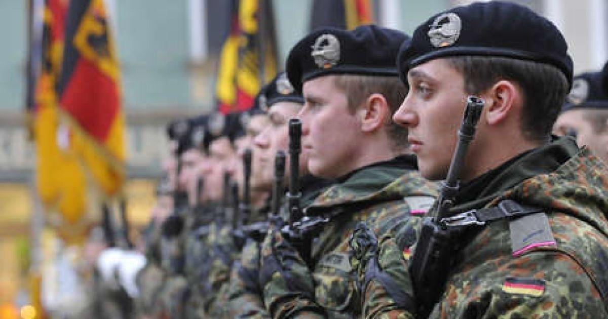 Германия примет участие в военных учениях в Украине - СМИ