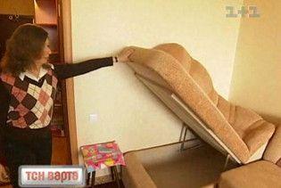 В Украине продают ядовитую мебель