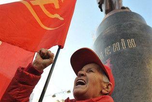 За осквернение Ленина коммунисты требуют отправлять на каменоломни