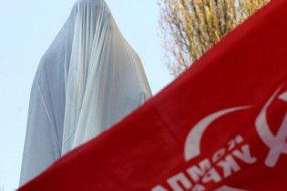 КПУ обвинила регионалов в фальсификациях в Крыму