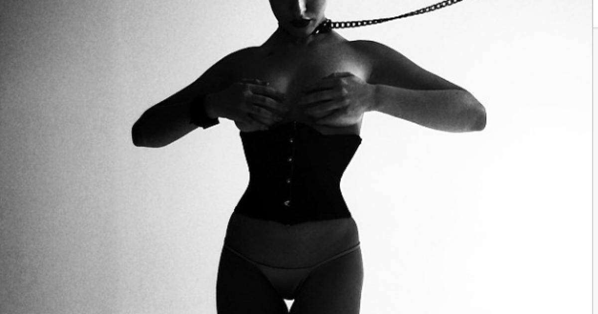 Астаф'єва показала нові пікантні світлини @ instagram.com/da_astafieva