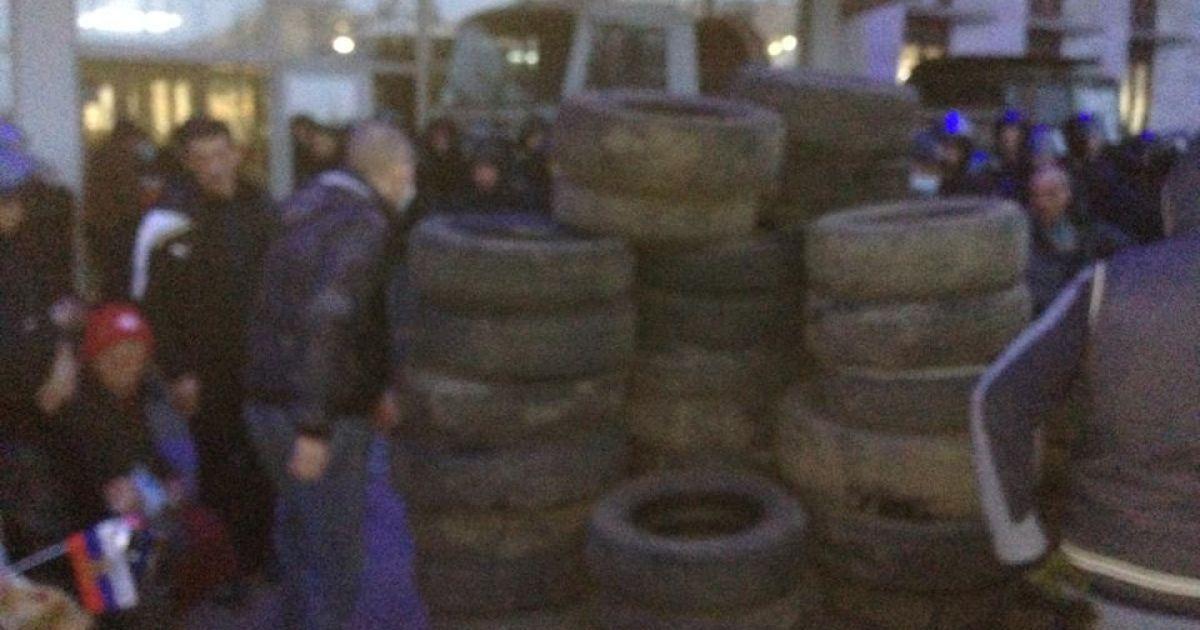В Донецке сепаратисты захватили ОГА @ novosti.dn.ua