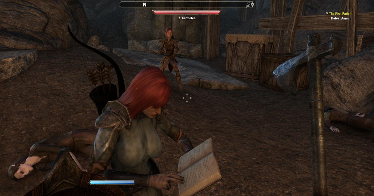 The Elder Scrolls Online @ elderscrollsonline