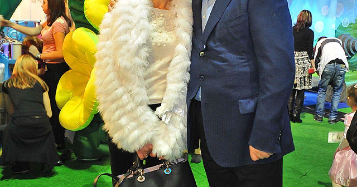 Марина та Петро Порошенки. @ tochka.net