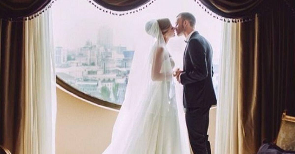 Весілля Тетяни і Олексія Довгого. @ sport-with-me.ru