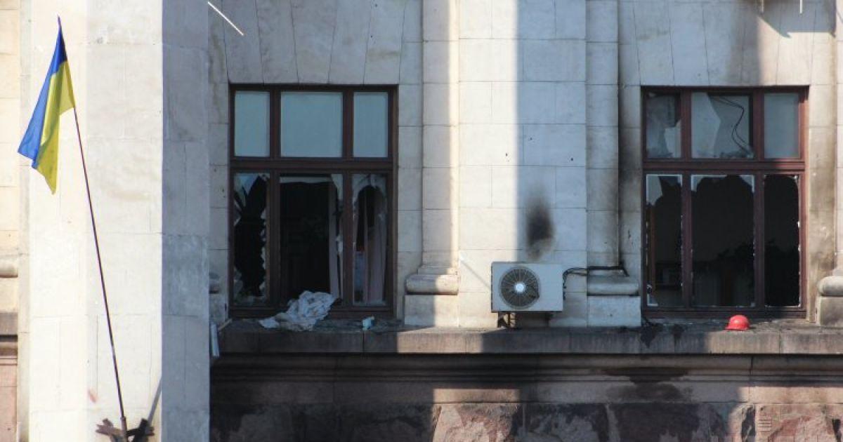 Суд разрешил открыть тайну следствия относительно событий 2 мая в Одессе