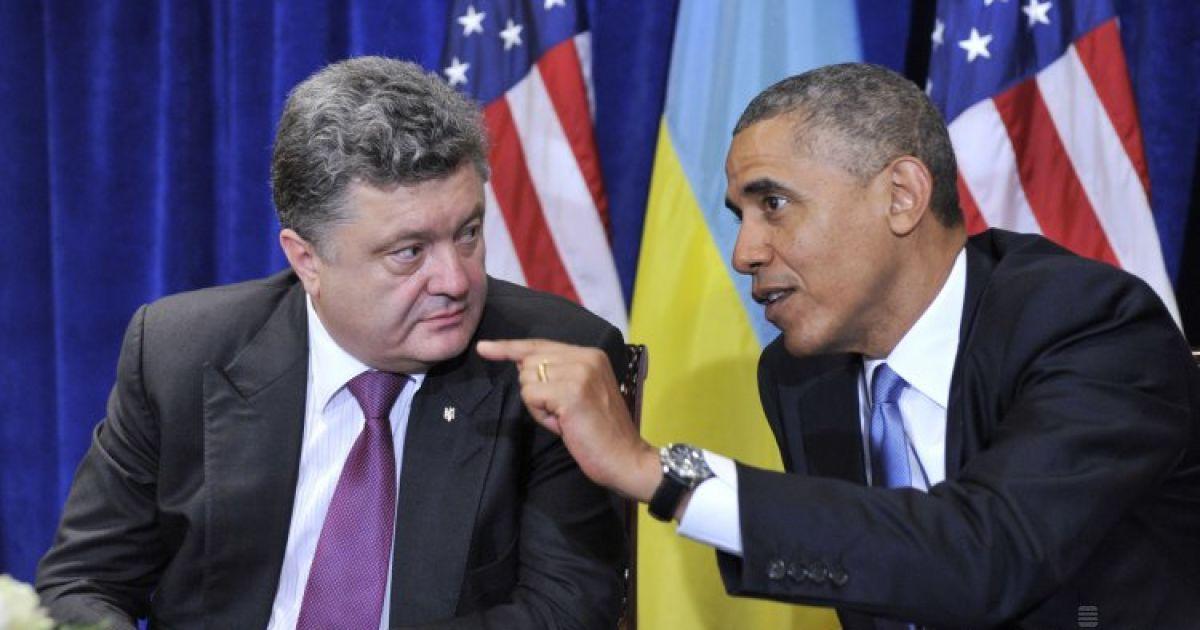 Одна з найважливіших сьогоднішніх зустрічей для Порошенка була з Обамою @ УНІАН