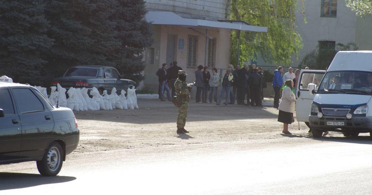 В Костянтинівку приїхали терористи @ Новости Донбасса