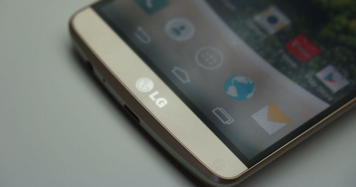 Смартфон LG G3 @ The Verge