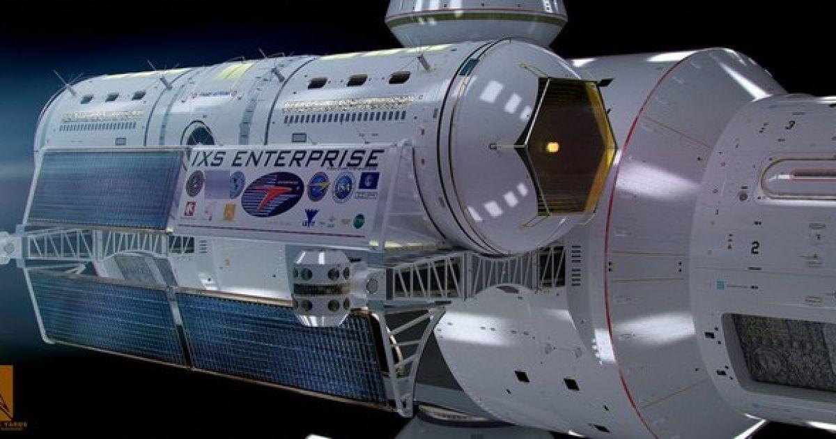 IXS Enterprise @ Mark Rademaker. flickr
