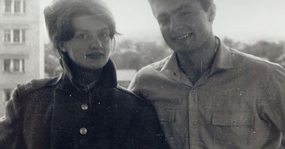 Марина та Петро в молодості. @ Життя/Українська правда