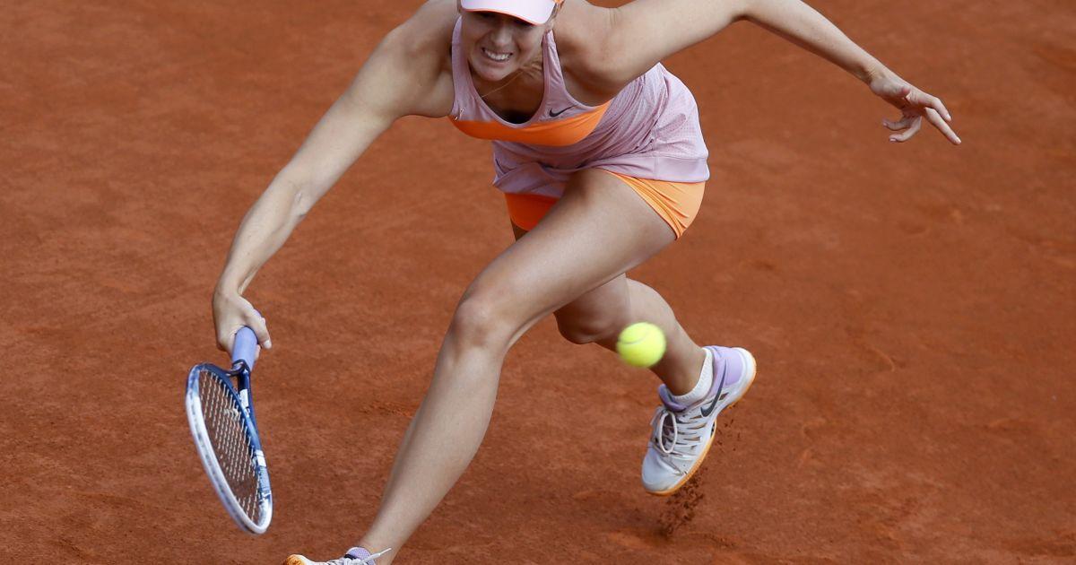 Мария Шарапова - финалистка Roland Garros @ Reuters