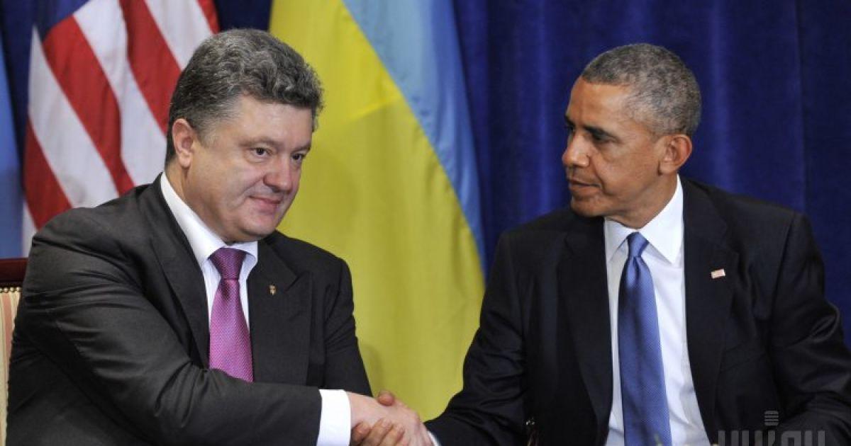 Обама запевнив Порошенка, що США невдовзі передадуть українській армії бронежилети та пристрої нічного бачення @ gbgalsgallery.com