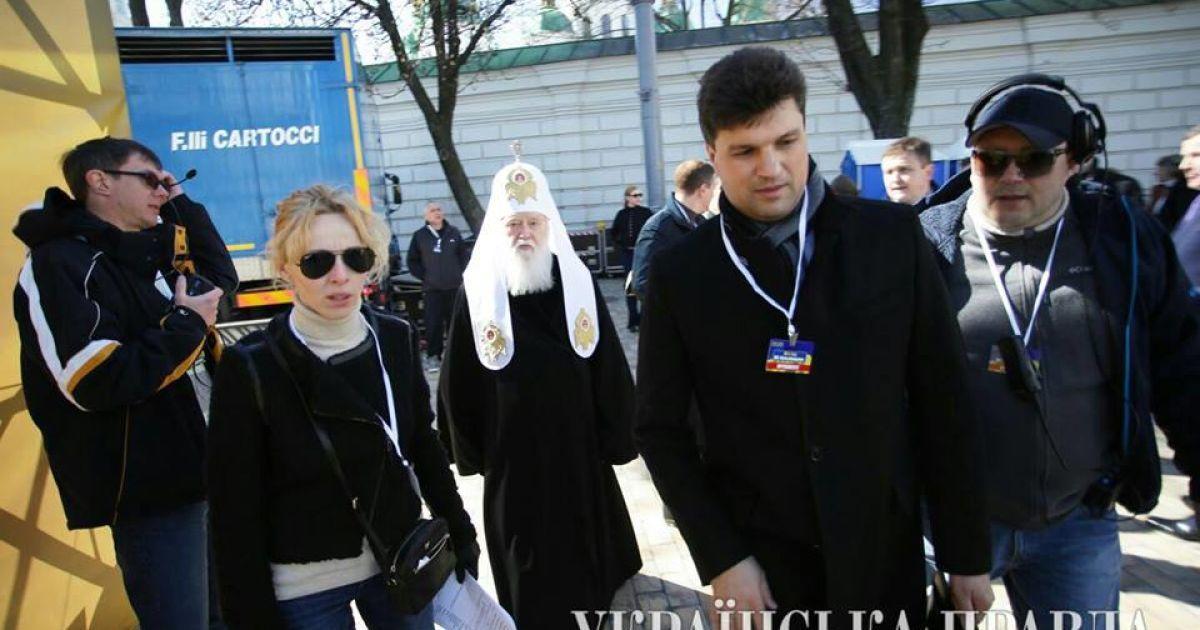 """Тимошенко выдвинули от """"Батькивщины"""" в президенты Украины @ Українська правда"""