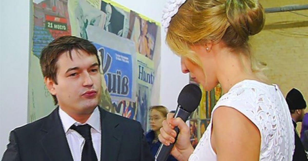 Жена ющенко попала в дтп