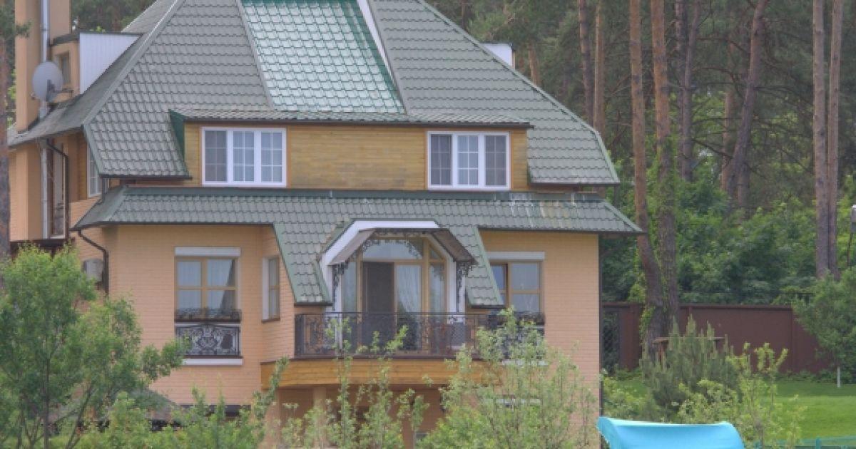 Загородный дом валерия меладзе фото